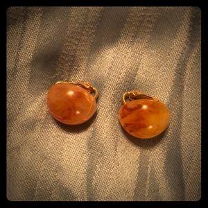 ((VTG)) Caramel Earrings